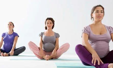 Prenatal Yoga Prgnancy Class