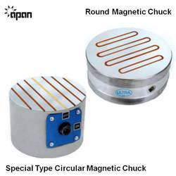 Round Magnetic Chuck