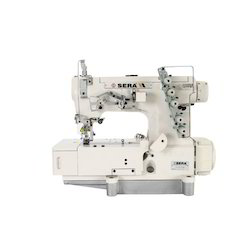 Direct Drive Interlock Sewing Machine