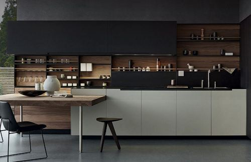 Poliform Kitchen Design. Varenna Poliform Phoenix Kitchen  White Walk In Wardrobe Designs