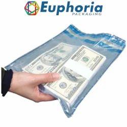 Plastic Cash Packaging Envelopes