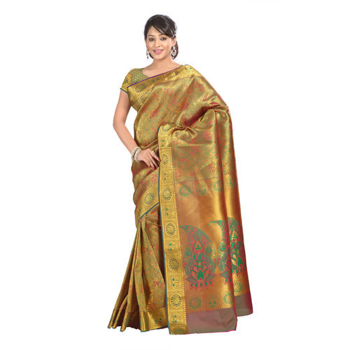 Ravishing Kanchipuram Silk Sarees