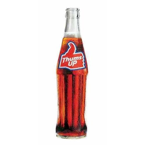 thums up bottle 200 ml at rs 14 bottle s cold drink id