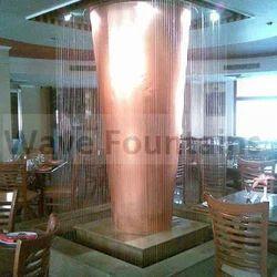 Indoor Water Curtain Fountain