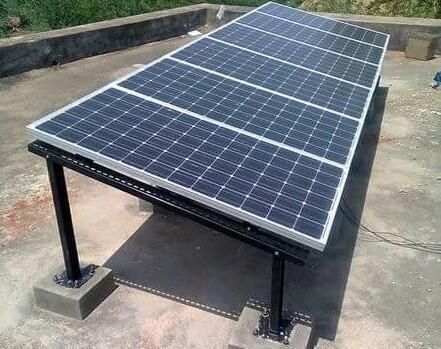 Solar Plant For Home 1kw At Rs 36000 Kilowatt Bareilly Id 13571932030