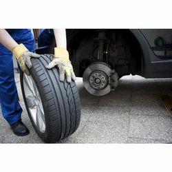 Tyre Maintenance Service