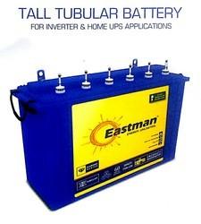 Eastman Tall Tubular Battery