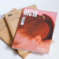 English Printed Magazine Printing