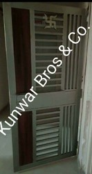 Residential Society Stainless Steel Front Doors