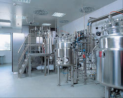 Unani Medicine Processing Plant