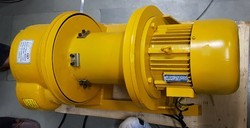 HT Winch Electric, Capacity: 1 ton