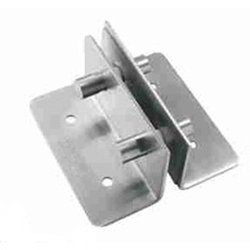 Fin Plate For Hardware, Satin