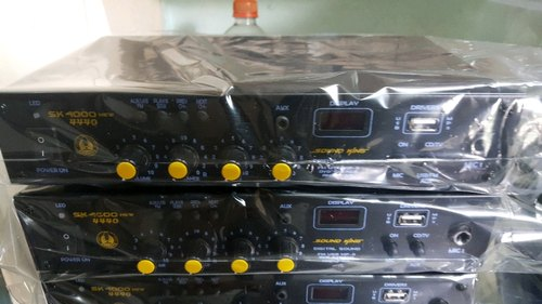 Sound King Sk7500 4ch Amplifier and Transconductance Amplifier