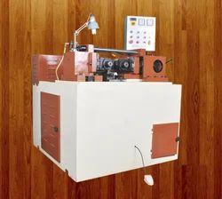 Semi Automatic Hydraulic Bolt Threading Machine