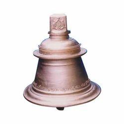 Metal Temple Bell