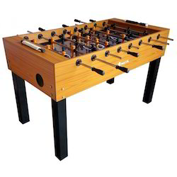 Soccer Table, Foosball Table Square Legs