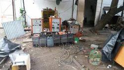 Welding Machine Model Repair Service