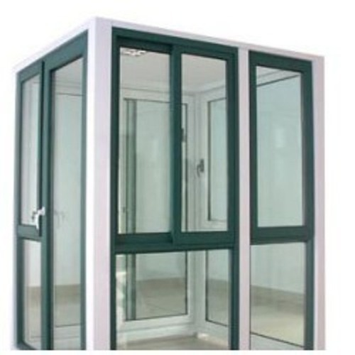 Dream Kitchen Bhopal: Aluminium Partition Section, Door, Window Frame, Panel