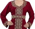 Ladies Party Wear Kurti Caftan Dress