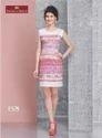 Trendy Dresses SD 1561 Print Effect Dress