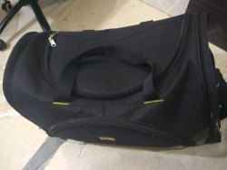 Heavy Luggage Bag