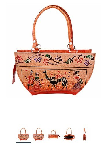 a6f199ad11 BI Shantiniketan Leather Bags