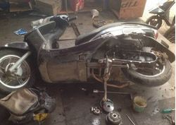Two Wheeler Repair & Services