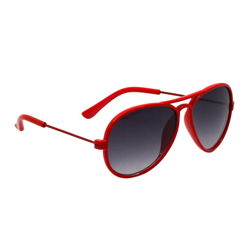 471f9d0e51 AR Red Aviator Kids Sunglasses