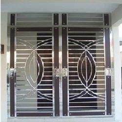 Stainless Steel Doors In Ghaziabad जगरधक इसपत क