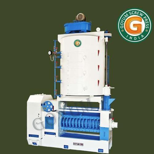 Semi-Automatic Mustard Seed Oil Extraction Machine