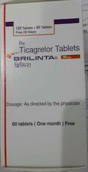 Brilinta Tablets, Ticagrelor Tablets
