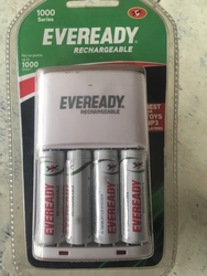 Eveready Rechargeable Cell