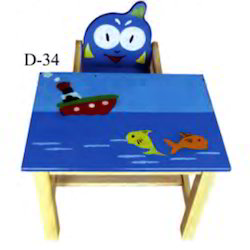 Tango Chair with Ship Table