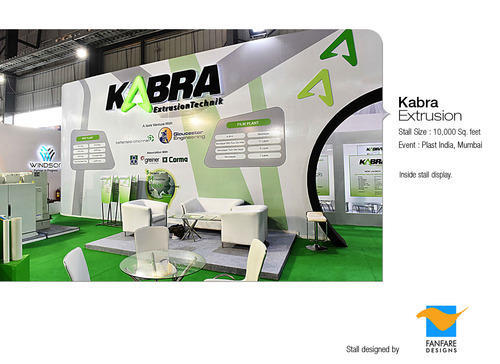 Exhibition Stall Xl : Exhibition stall design in mumbai andheri west by fanfare