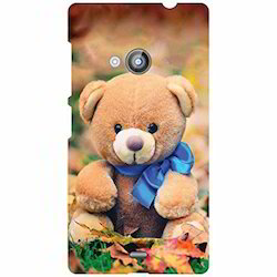 Printland Teddy Back Cover For Nokia Lumia 535