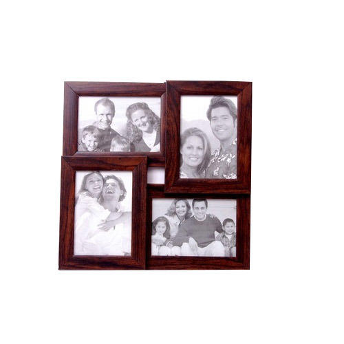 11ad79763fe4 Wall Wooden Photo Frames Collage at Rs 400 /piece(s) | Wooden Photo ...