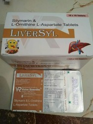 Silymarin L-Ornithine L-Aspartate Tablets