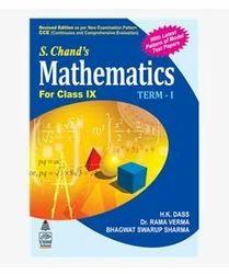 S Chands Mathematics Book For Class Ix