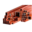 Copper Square Tube, Size: Up To 4 Inches, Packaging Type: Loose