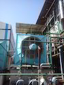 Fibre Reinforced Plastic Cross Flow Cooling Tower