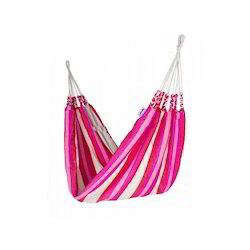 Pink Cotton Hammock