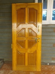 Wooden Door Teak Wood