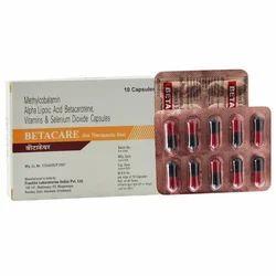 Methylcobalamin Alpha Lipoic Acid Vitamin Capsule
