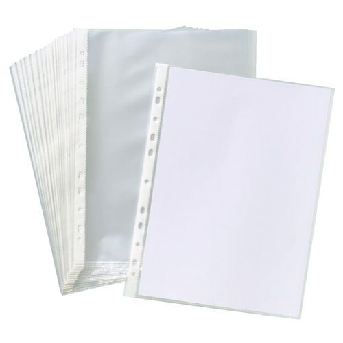 Transparent Plastic Sheet Protector