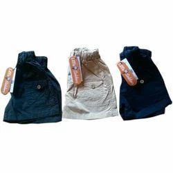 Boys Plain Kids Shorts