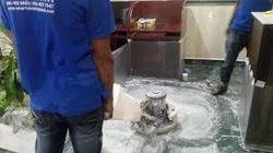 Stone Grinding And Polishing Work