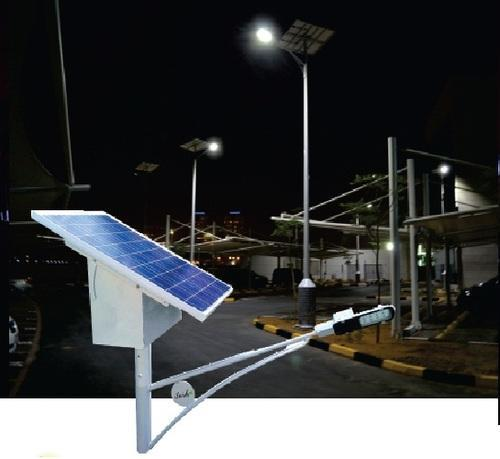 6 24 W Led Solar Street Light Ip Rating 66