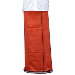 Colour Cotton Dhoti