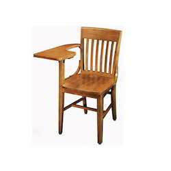 Classic Wooden Writing Chairs