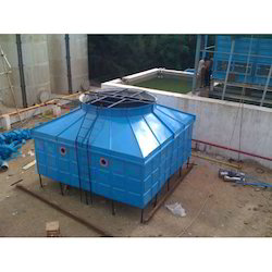 FRP Square Shaped Cooling Tower